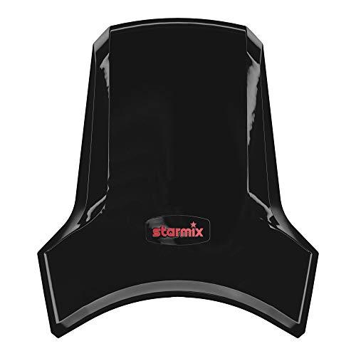 Starmix Händetrockner Kunststoff schwarz