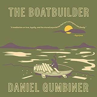 The Boatbuilder audiobook cover art