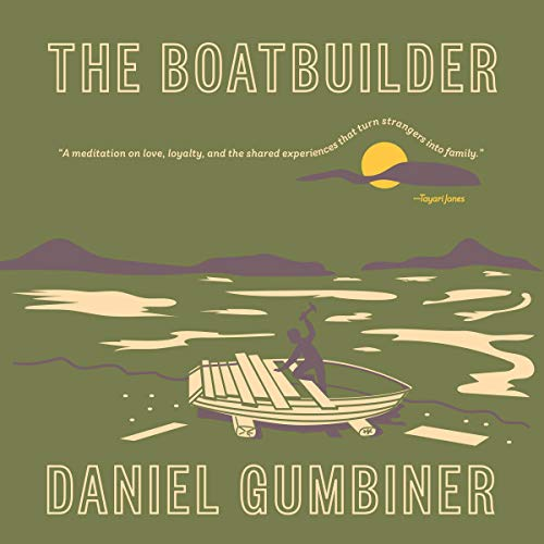 The Boatbuilder Titelbild