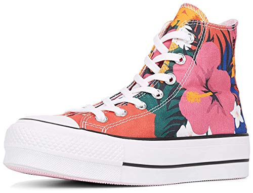 CONVERSE - CTAS Lift HI 563975C - Strawberry Jam
