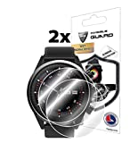 IPG for KINGWEAR KC05 Smartwatch Screen Protector (2 Units) Invisible Ultra HD Clear Film Anti Scratch Skin Guard - Smooth/Self-Healing/Bubble -Free