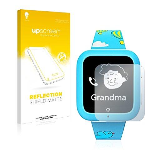 upscreen Pellicola Protettiva Opaca Compatibile con miSafe Kid's Watcher Plus Protezione Proteggi Schermo – Antiriflesso, Anti-Impronte