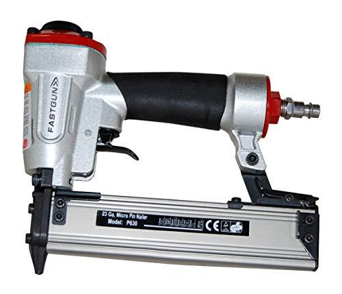 Clavadora Neumática FASTGUN P630 para agujas 0,6 mm y hasta 30 de largo + 1.000...