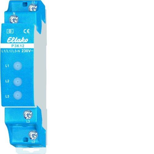 Preisvergleich Produktbild Eltako 1343268 ELTA Überwachungsbaustein P3K12-230V