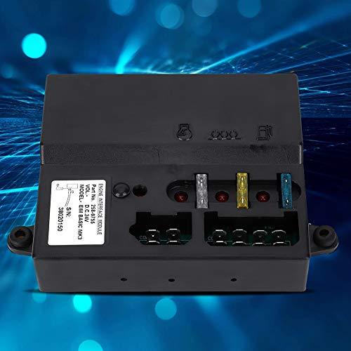 Teileschnittstellenmodul, EIM258-9755 Hochzuverlässiges, stabiles Motorschnittstellenmodul für den Datenverarbeitungsgenerator