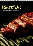 ¡Delicioso! Calendario gourmet con planificador diario 2022 / versión CH