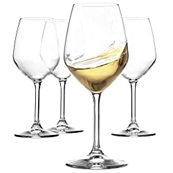 Paksh Novelty White Wine Glasses