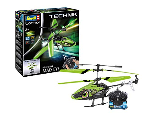 24716 RC Technik Helicopter MadEye