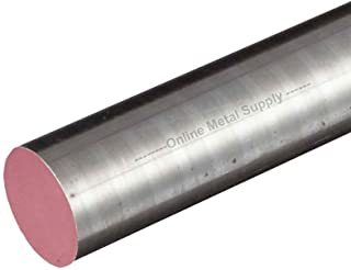 3.250 x 3 inches 3-1//4 inch Online Metal Supply S7 DCF Tool Steel Round Rod