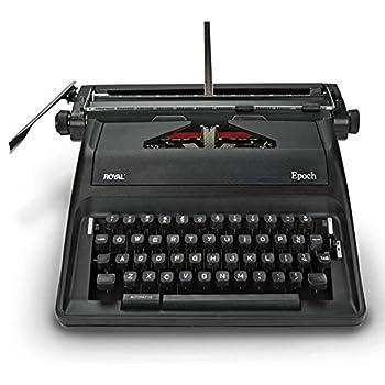 Best royal epoch typewriter Reviews