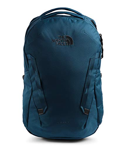 The North Face Vault Backpack, Blue Wing Teal, One Size