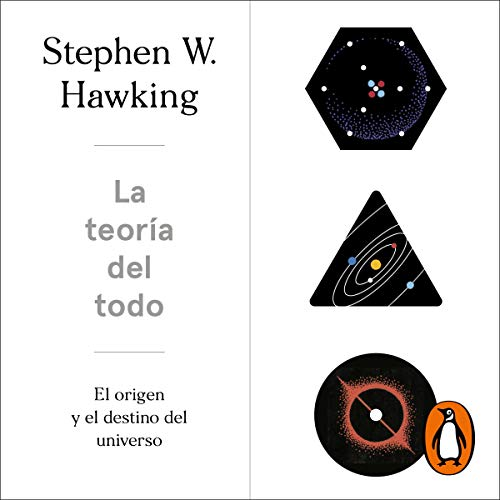 La teoría del todo [The Theory of Everything] cover art