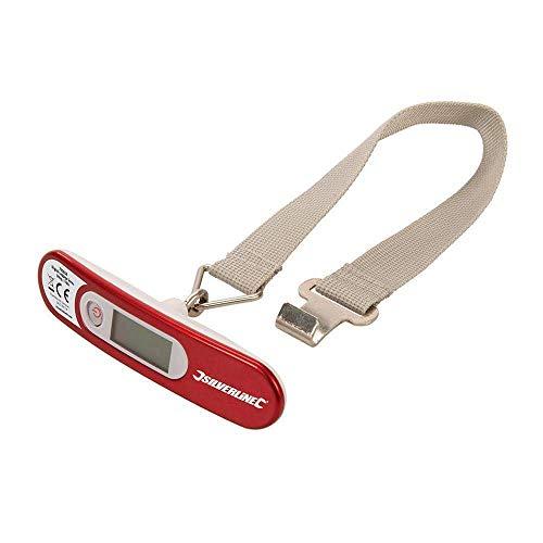 Silverline 745058 Digital Luggage Scales
