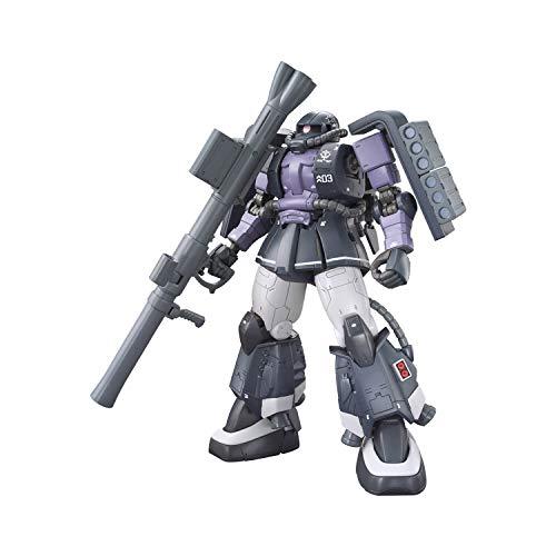 HG 機動戦士ガンダム THE ORIGIN MS-06R-1A 高機動型ザクII (ガイア/マッシュ専用機) (003) 1/144スケール 色分け済みプラモデル