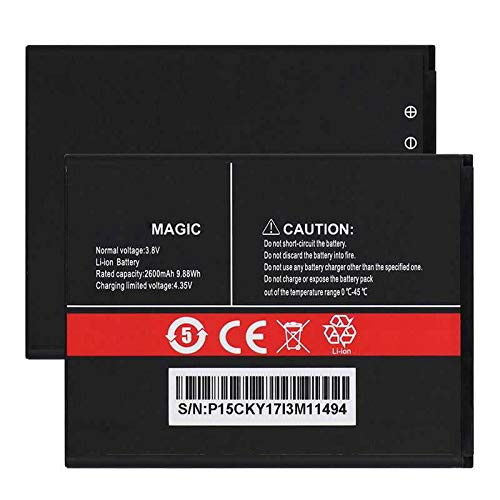 Todobarato24h Bateria Compatible CUBOT Magic 2600mAh