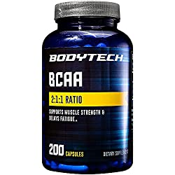 best top rated body tech bcaa 2021 in usa