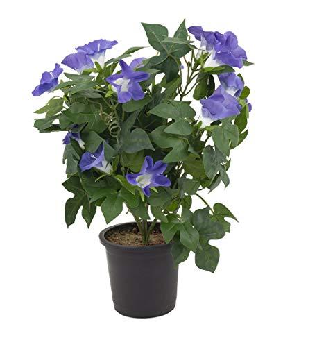 artfleur - künstliche Petunie im Topf 30cm Blühpflanze Kunstpflanze Topfpflanze