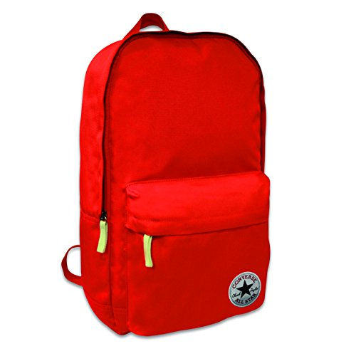 Converse Edc Pack Poly Casual Type Backpack, 45 cm, 19 Liters, Red