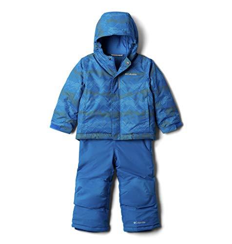 Columbia Buga, Combinaison de Ski Bébé bleu 2 ans