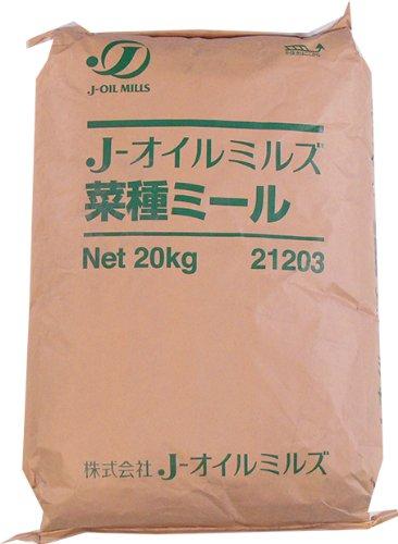 あかぎ園芸 菜種油粕 20kg