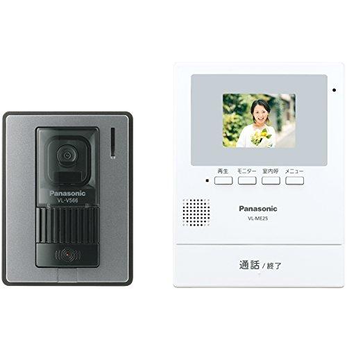 パナソニック(Panasonic) テレビドアホン (電源直結式) VL-SE25X