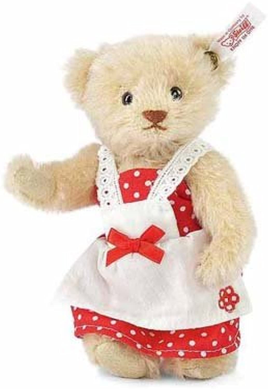 STEIFF 664298, Teddybr, Jill, UK 2015, 15 cm, beige