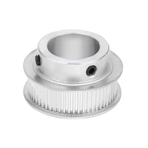 sourcingmap® Aluminium MXL 60 Zähne, 20 mm Bohrung 11 mm Riemen Motorsteuerung Spannrolle synchrone Rad DE de