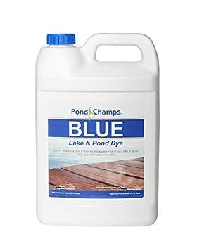 Blue Lake and Pond Dye - 1 Gallon