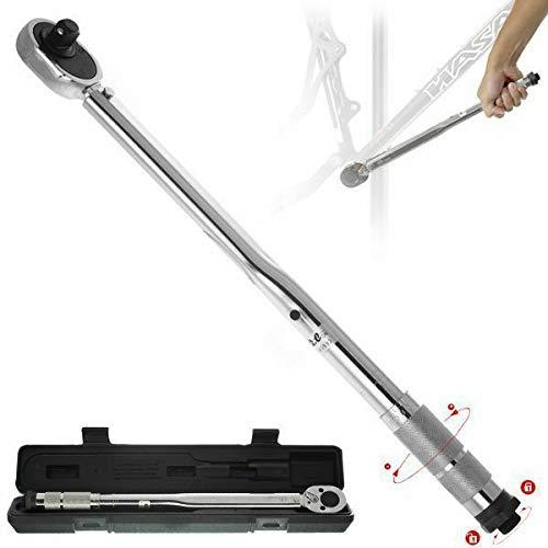 Bikehand 28-120Nm 5.08 cm 1/1-Wege-Fahrrad-Drehmoment-Schlüssel-Werkzeug