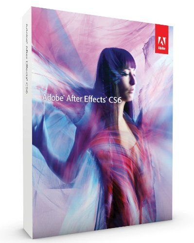 Adobe After Effects CS6 Upgrade von CS3, CS4, CS5 englisch