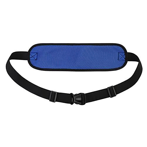 Cinturón De Silla De Ruedas Para Silla De Ruedas Cinturón De Sujeción Cruzado En El Pecho Silla Protectora Correa De Asiento Cinturón De Sujeción Cinturón De Sujeción Antideslizante Para Ancianos
