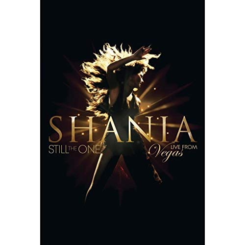 DVD SHANIA - STILL THE ONE - LIVE FROM LAS VEGAS