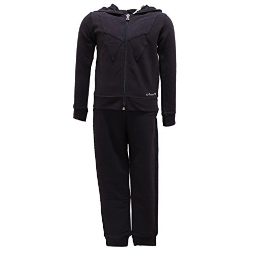 5487R Tuta Bimba Armani Junior blu Felpa Pantalone Sweatshirt Pants Kid [3 Years]