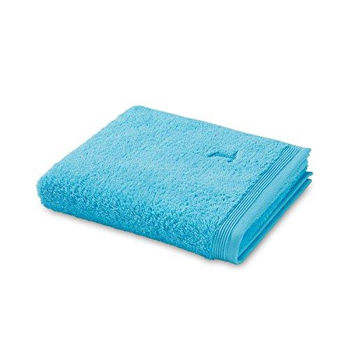 möve Superwuschel Handtuch 50 x 100 cm aus 100% Baumwolle, turquoise