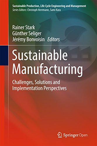 Sustainable Manufacturing: Challenges, Solutions and Implementation Perspectives (Sustainable Production, Life Cycle Engineering and Management) (English Edition)