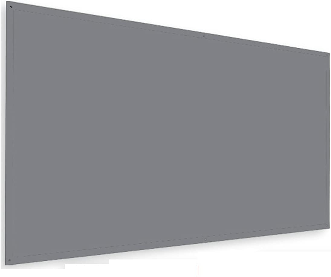 PHSH Metal Anti-Light Projection Screen, High-Definition Screen, Non-Perforated, Foldable, Anti-Wrinkle, Easy to Install and Operate, Suitable for Home Theater and Outdoor Projection Screens