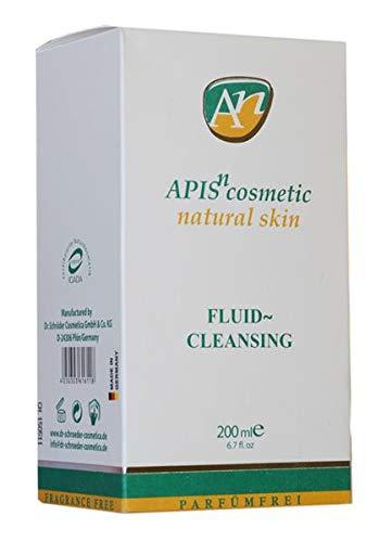 API N Cosmetics Natural Skin Lotion de nettoyage Fluide Nettoyant 200 ml