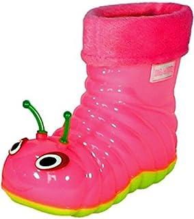 حذاء المطر مقاوم للماء من بيستي شوز للأطفال الصغار والبنات والأولاد والأطفال الصغار - مريح
