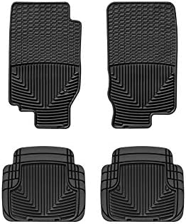 WeatherTech All Weather Floor Mats for Explorer Sport Trac Mountaineer 1st 2nd Row W30 W50 Black product image