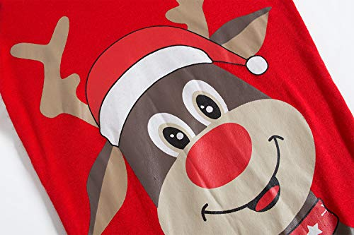 Boys Pajamas Long Sleeve Toddler Clothes Set Dinosaur 100% Cotton Little Kids Pjs Sleepwear
