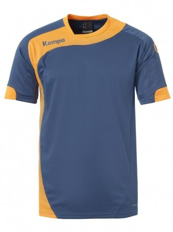 FanSport24 Kempa Peak Trikot, Kinder, blau-grün/orange Größe 152