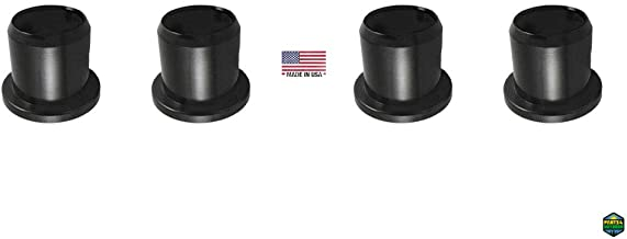 Replacement 4 Pack Of bushings For MTD/Troy Bilt/Cub Cadet 741-0660A 741-0660 LTE