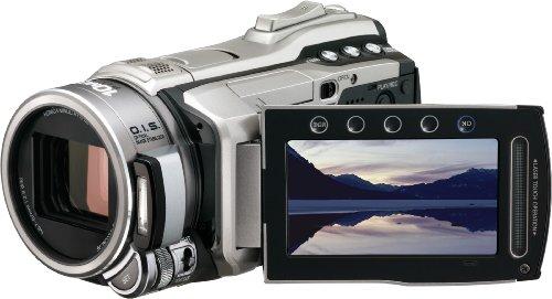 JVC GZ-HM1SEUM - Videocámara de 10.0 MP (Pantalla de 2.7', Zoom óptico 16x, Zoom Digital 200x), Color Plateado