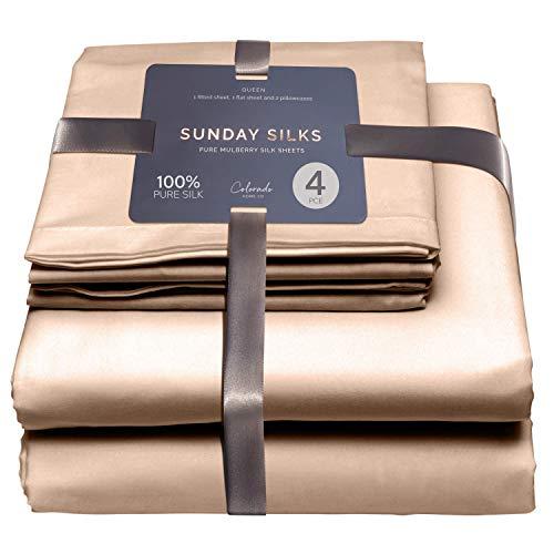 ropa de cama sabana bajera de la marca Colorado Home Co