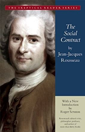 The Social Contract (Skeptical Reader Series) by Jean-Jacques Rousseau (2009-04-02)