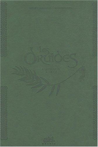 Intégrales Les druides (T01 à T03)