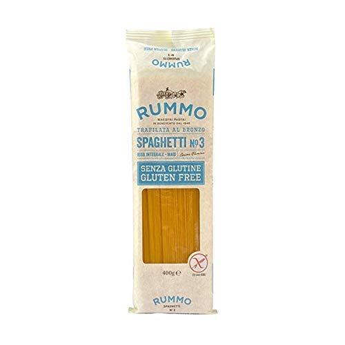 Rummo Spaghetti senza Glutine Gr. 400 [12 confezioni]