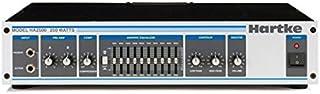 Hartke 2500 Bass Guitar Amplifier Head, 250 watts