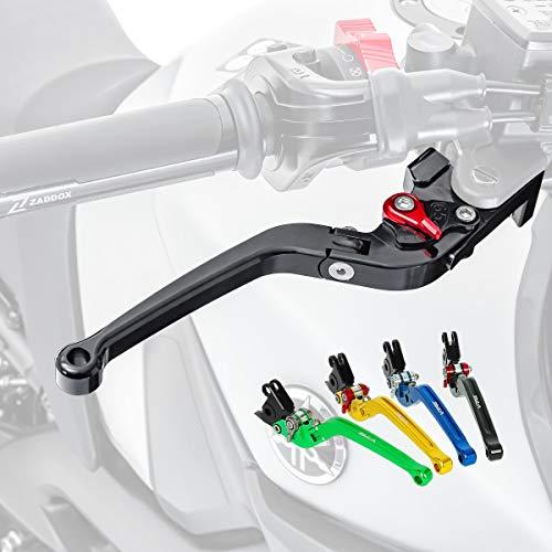 V-Trec Safety Motorrad Kupplung Bremshebel-Set für KTM 390 Adventure 20-21 Klappbar mit ABE
