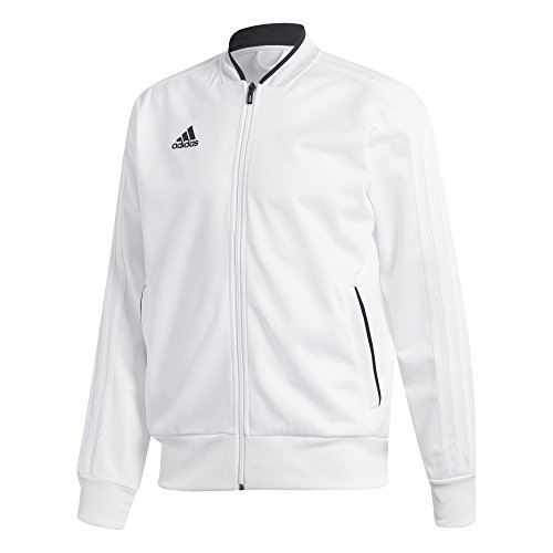 adidas Herren Condivo 18 Trainingsjacke, White/Black, L